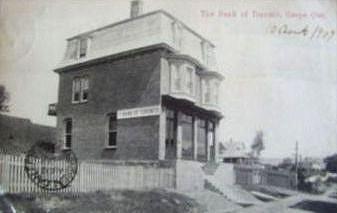 La Banque de Toronto / Bank of Toronto