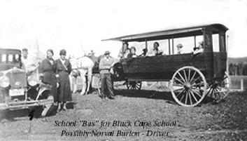 Le bus / Bus (années 1930 / 1930s)