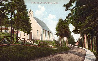 Église anglicane St. Paul, v.1910 / St. Paul's Anglican Church, c.1910