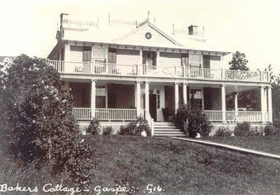 Baker's Lodge, vers / circa 1930