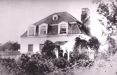 Maison du gouverneur Cox / Governor Cox House