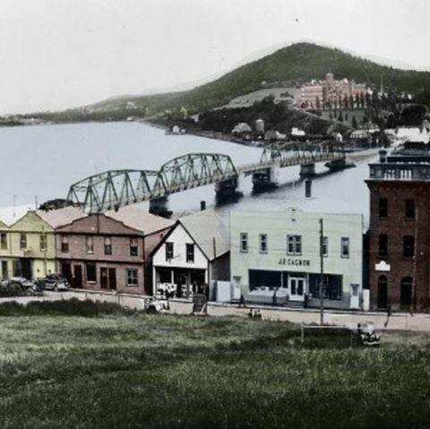 Gaspé, vers les années 1930 / c.1930s