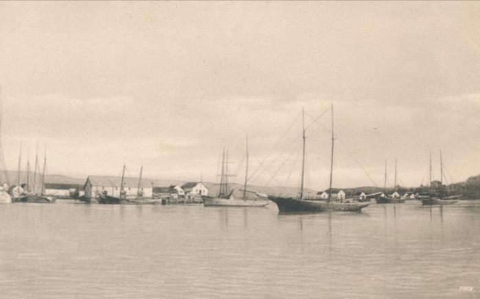 Inner Harbour, Gaspé