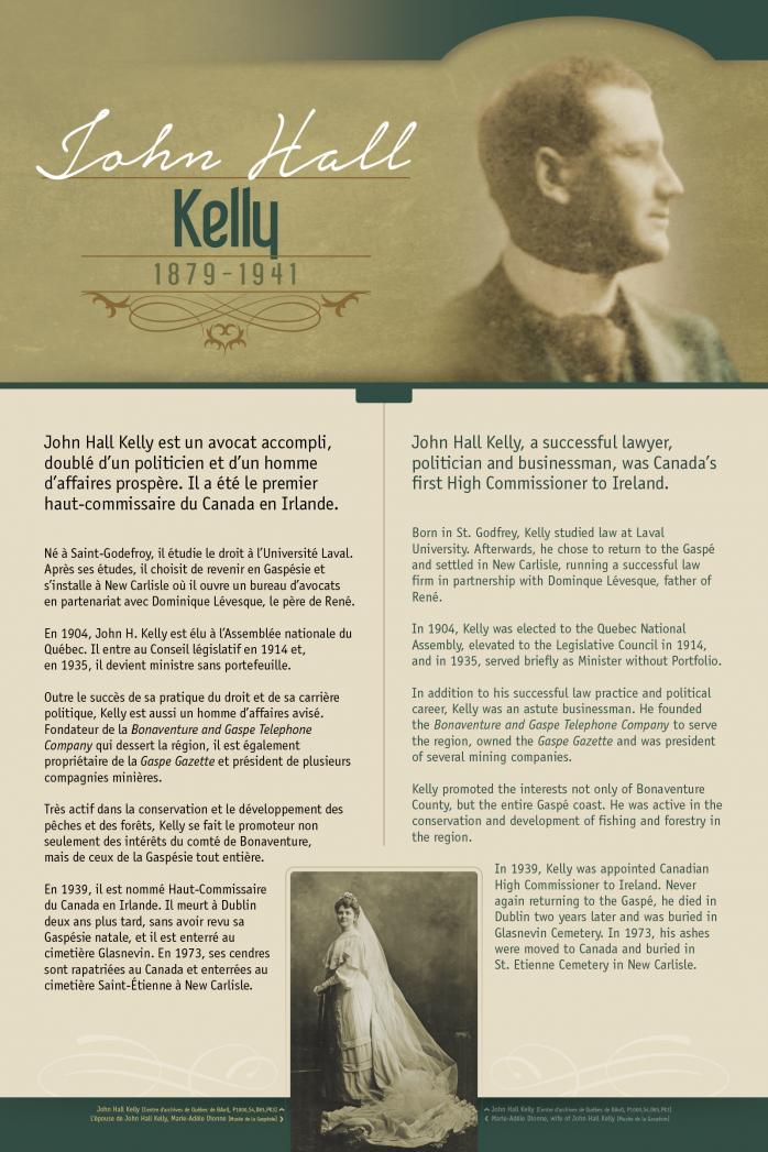 John Hall Kelly (1879-1941)