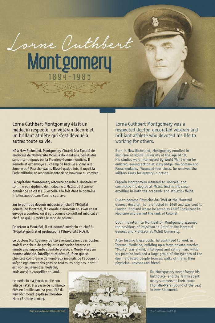 Lorne Cuthbert Montgomery (1894-1985)