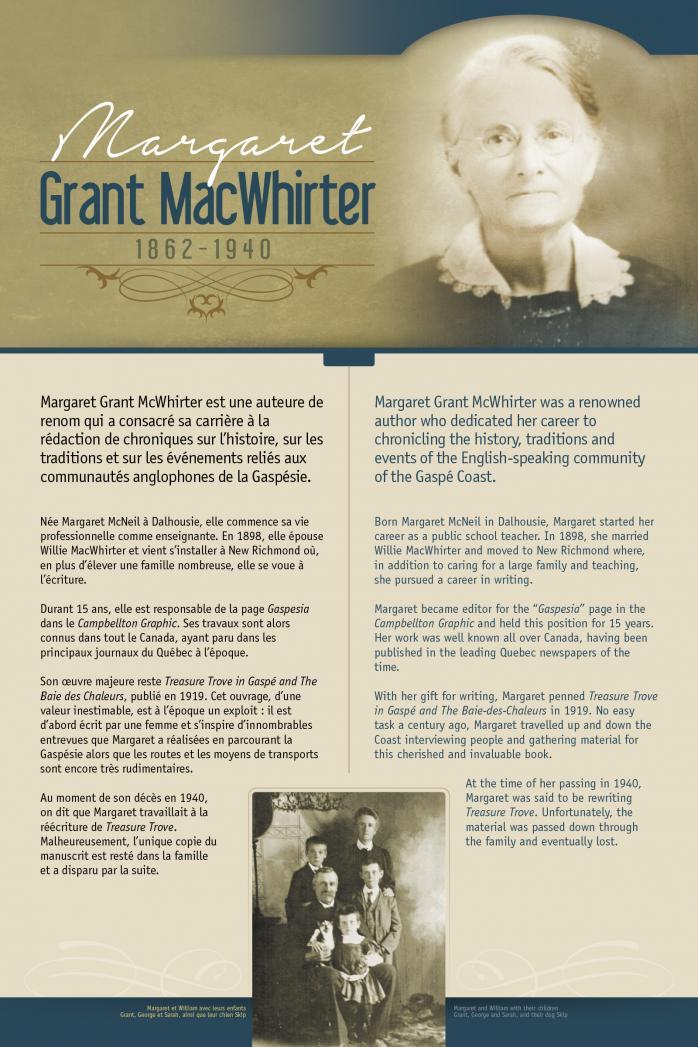 Margaret Grant McWhirter (1862-1940)