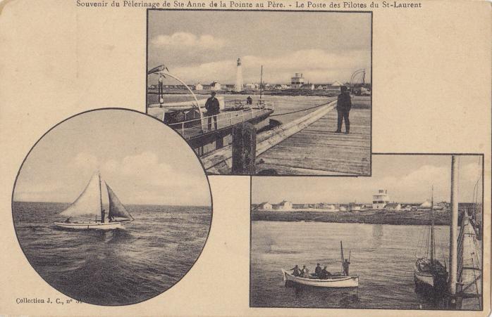 Pointe-au-Père, c.1910 / Pointe-au-Père, c.1910