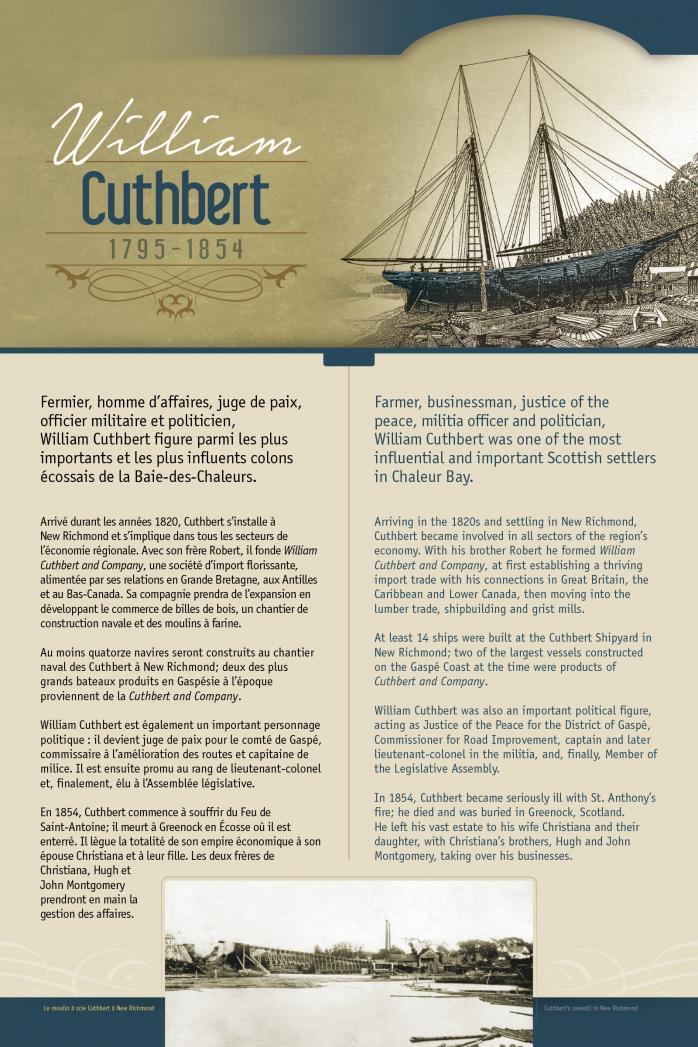 William Cuthbert (1795-1854)