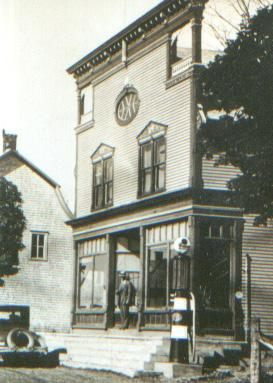 Magasin Robins, années 1920 / Robins Store, 1920s