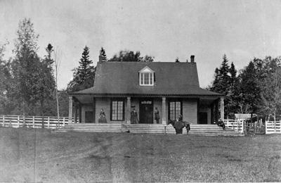 Maison Thomson / Thompson House