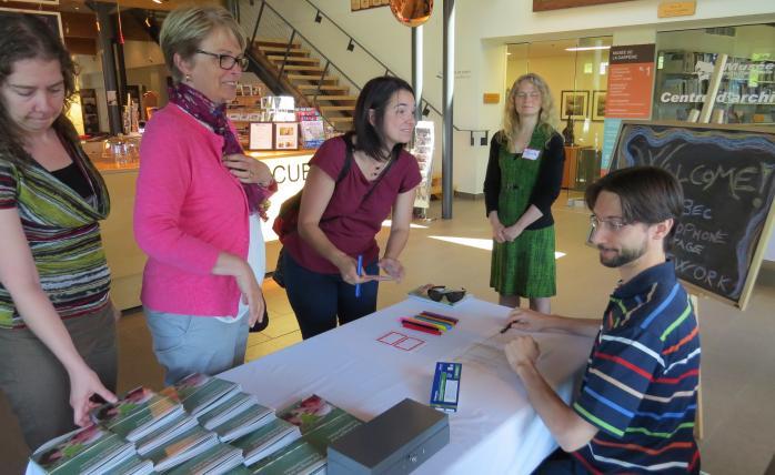 "QAHN's 5th ""Volunteering Matters"" conference was held on June 18 at the Musée de la Gaspésie. (Photo - courtesy)"
